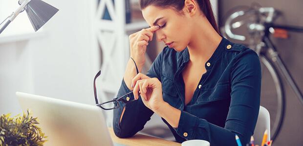 ストレスや精神的な悩み