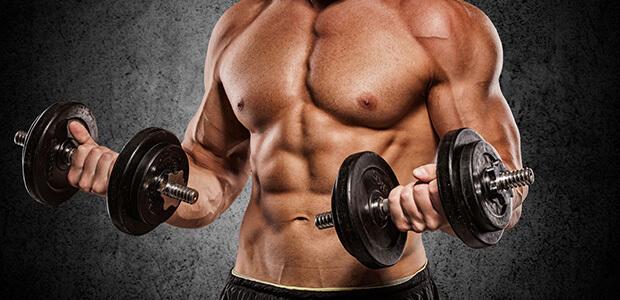 """無酸素運動は脂肪燃焼ではなく """"筋肉増強"""" に効果あり!"""