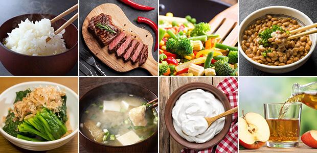 健康的に太る食事「和食編」