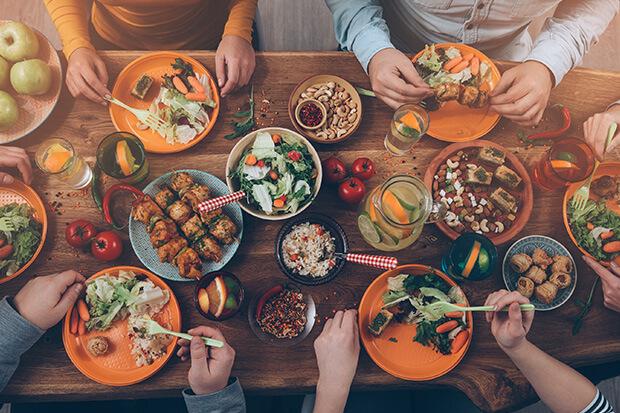 痩せ体質を改善する!「太る食事」の時間や食べ方