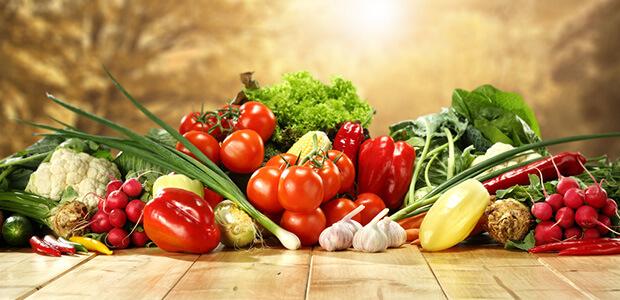 生野菜を控える