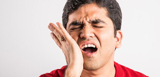 歯による影響
