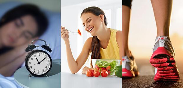 基礎代謝を上げる3つの生活習慣