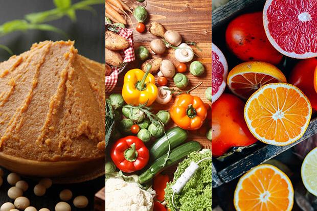酵素を含む食べ物