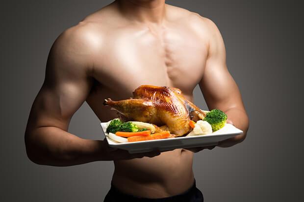 10キロ太るための【食事法】