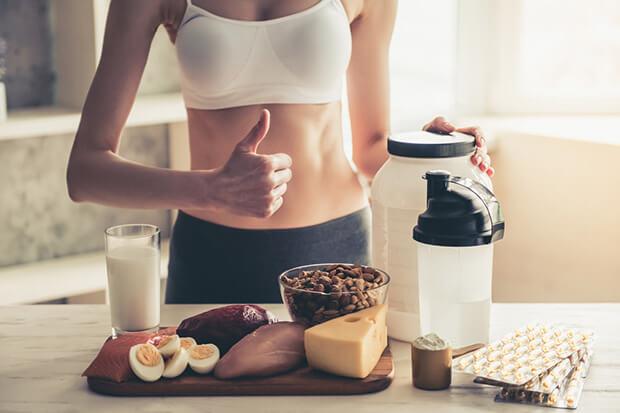 逆ダイエット・プロテイン活用法!綺麗に太るための飲み方と選び方!
