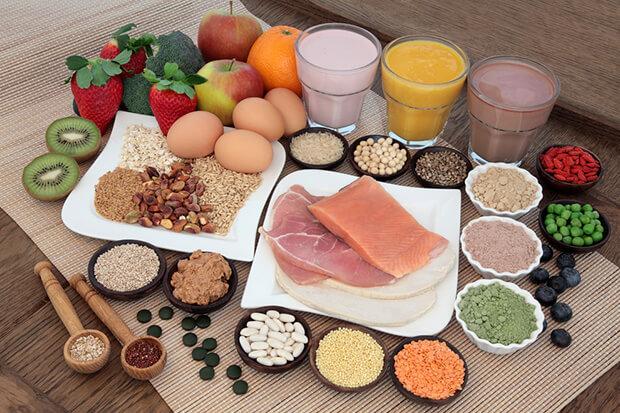 タンパク質で効率的に太る!