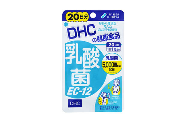 DHC 乳酸菌サプリ