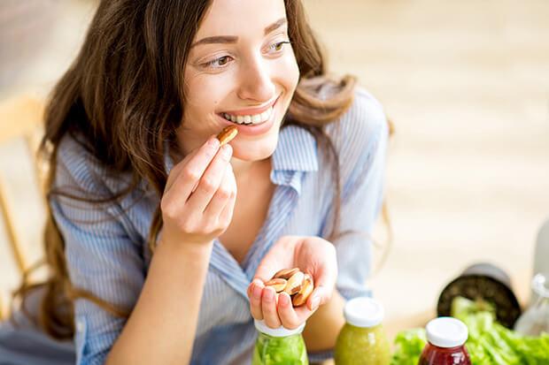 太る間食の正しい摂り方