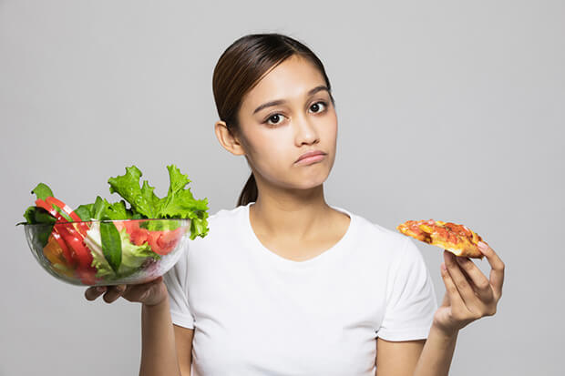 間食の注意点