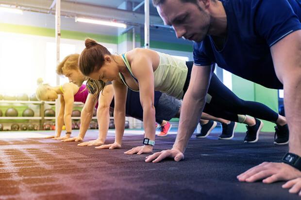健康的に太る運動