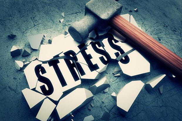 ストレスは体重減少の原因だった!?